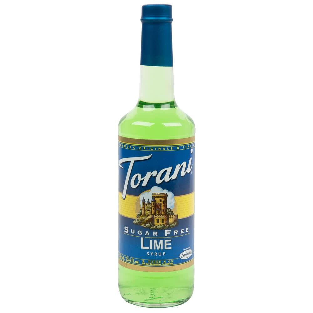 Torani Syrup - Sugar Free - Lime