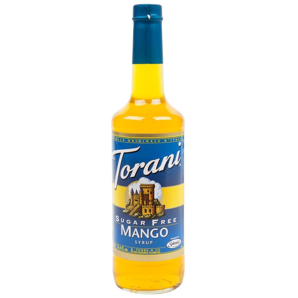 Torani Syrup - Sugar Free - Mango